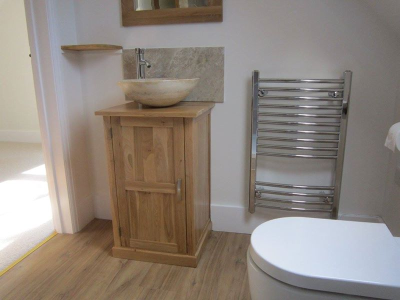 Bathroom refurbishment