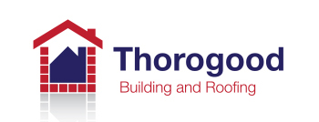 Thorogood Building & Roofing Logo